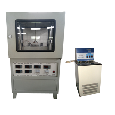 DRPL-400导热系数江苏快3和值走势图(平板热流计法)