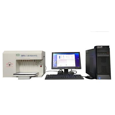 DHF系列硅酸盐成份快速测定仪