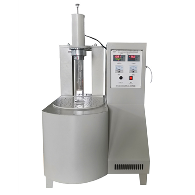 推杆式玻璃瓶体热膨胀测定仪