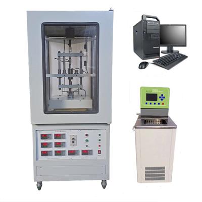 湘科DRH-ZD-300导热系数江苏快3和值走势图(带自动加压,自动测厚)